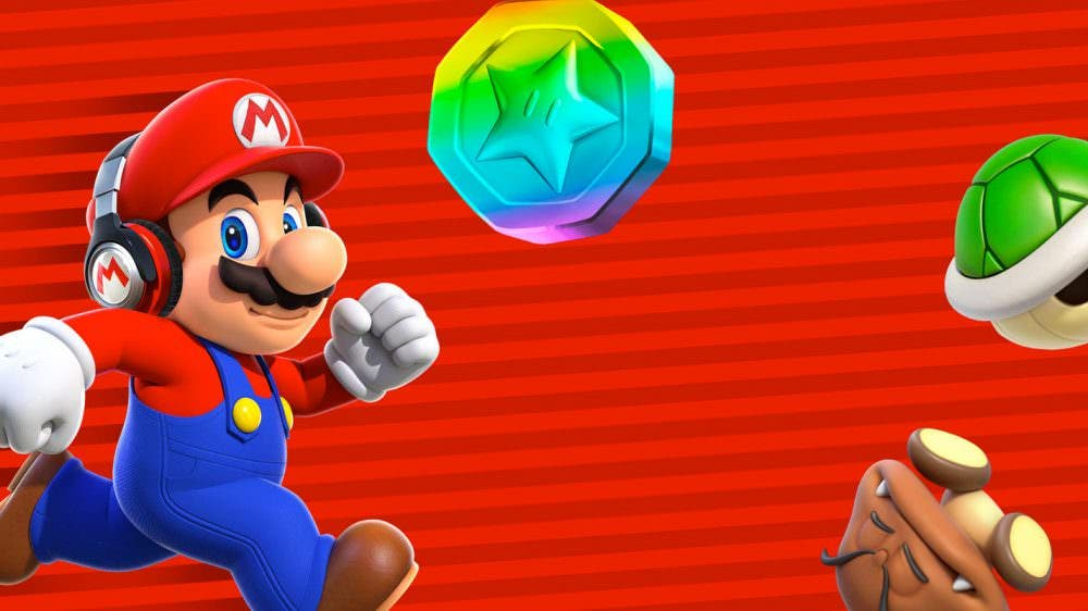 El evento Monedas por montones regresa a Super Mario Run