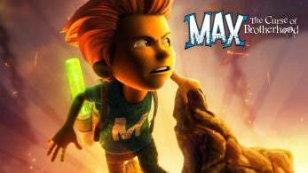 [Act.] Max: The Curse of Brotherhood llegará a Nintendo Switch