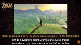 Anunciado el Pase de expansión de Xenoblade Chronicles 2 y un traje para Zelda: Breath of the Wild