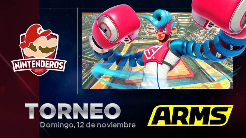 Torneo ARMS | Reestrenando ARMS