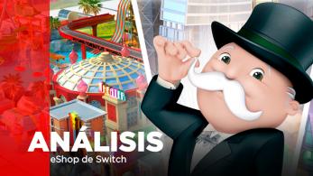 [Análisis] Monopoly para Nintendo Switch