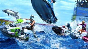 [Act.] Aqua Moto Racing Utopia y Snow Moto Racing Freedom se actualizan en Switch añadiendo multijugador online y más