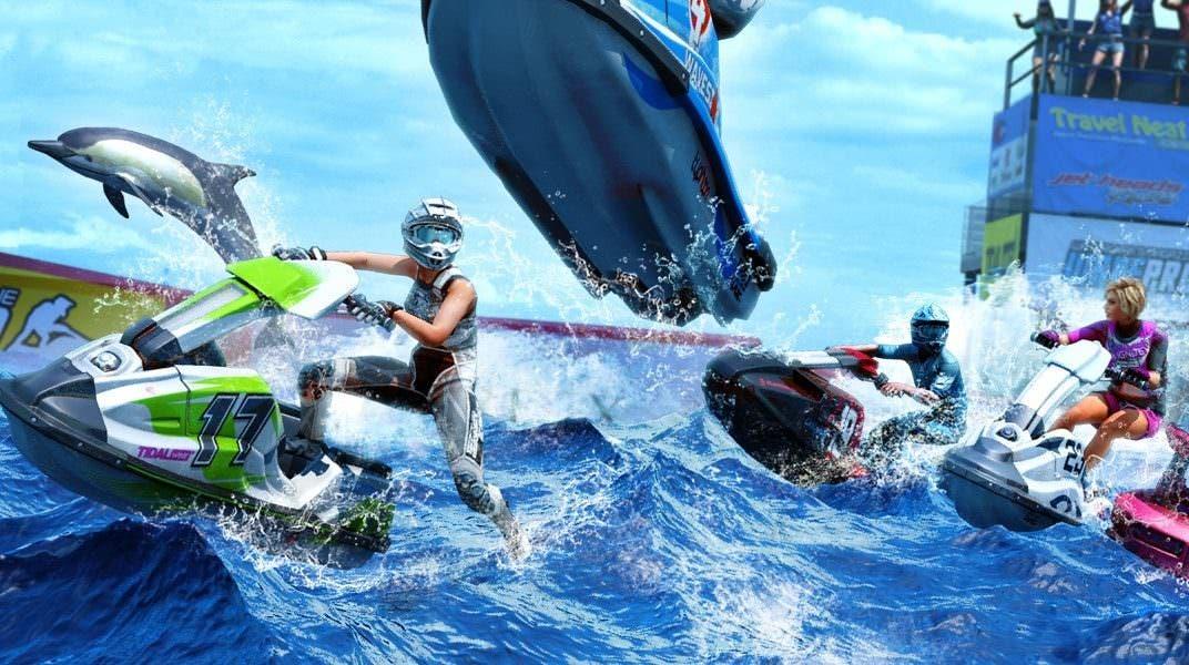 [Act.] Tráilers de Aqua Moto Racing Utopia y Snow Moto Racing Freedom para Nintendo Switch