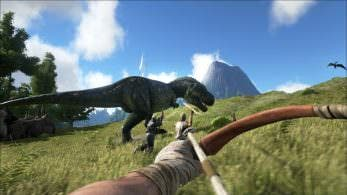 Studio Wildcard cree que Ark: Survival Evolved encajaría bien en Nintendo Switch