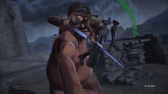 Attack on Titan 2 se luce en este nuevo tráiler de acción