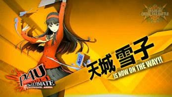 [Act.] Arc System Works revela tres nuevos personajes para BlazBlue: Cross Tag Battle