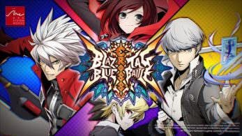 BlazBlue: Cross Tag Battle se estrena el 22 de junio en Europa