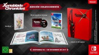 Unboxings de la Edición Coleccionista europea y del Pro Controller de Xenoblade Chronicles 2