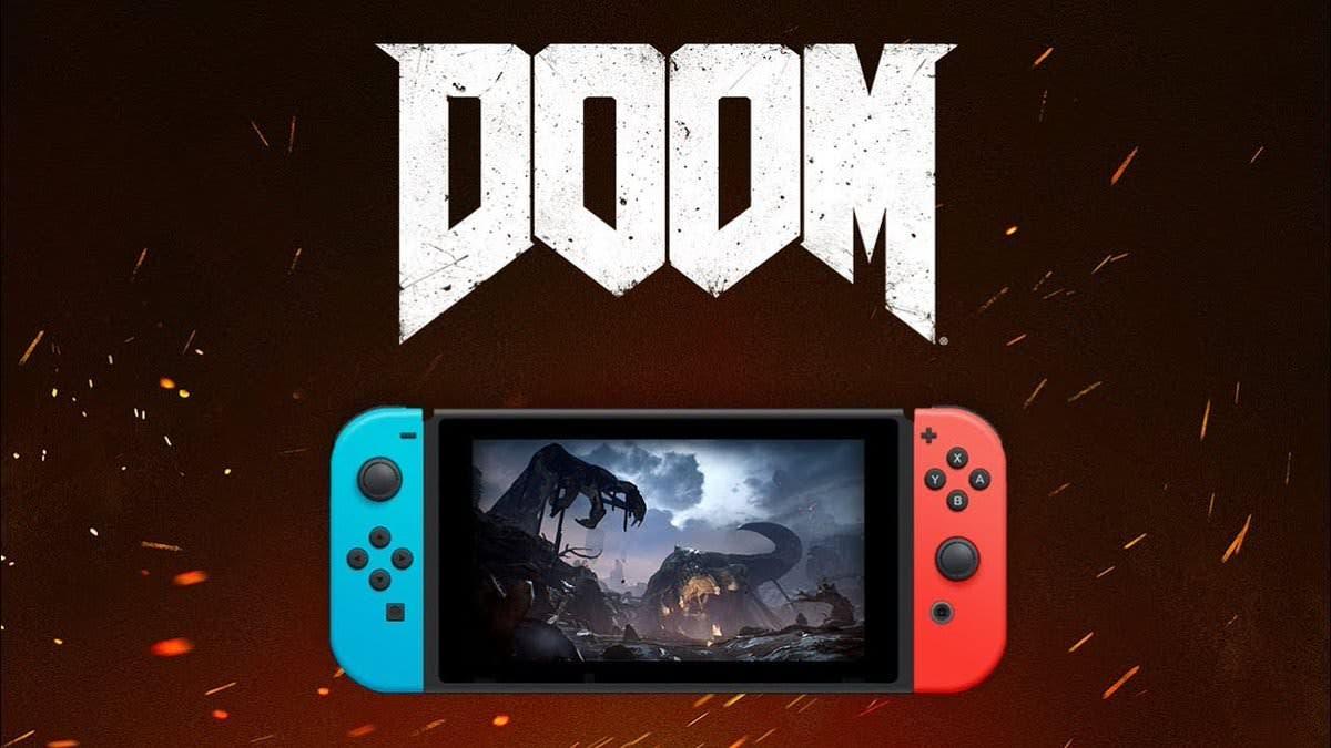 Digital Foundry destaca las mejoras de Doom para Nintendo Switch tras su actualización