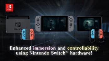 Nuevo tráiler de las versiones para Nintendo Switch de Resident Evil Revelations 1 y 2