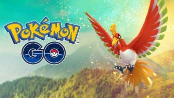 Las Incursiones de Pokémon GO reciben a Ho-Oh