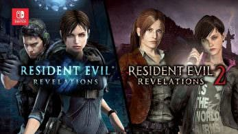 Capcom regala ítems para el Raid Mode de los dos Resident Evil Revelations en Switch