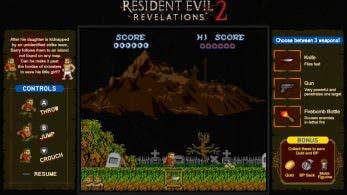 Así es como se accede a los minijuegos de Resident Evil Revelations 1 y 2 para Nintendo Switch