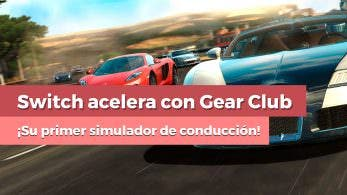 [Vídeo-impresiones] Gear Club Unlimited