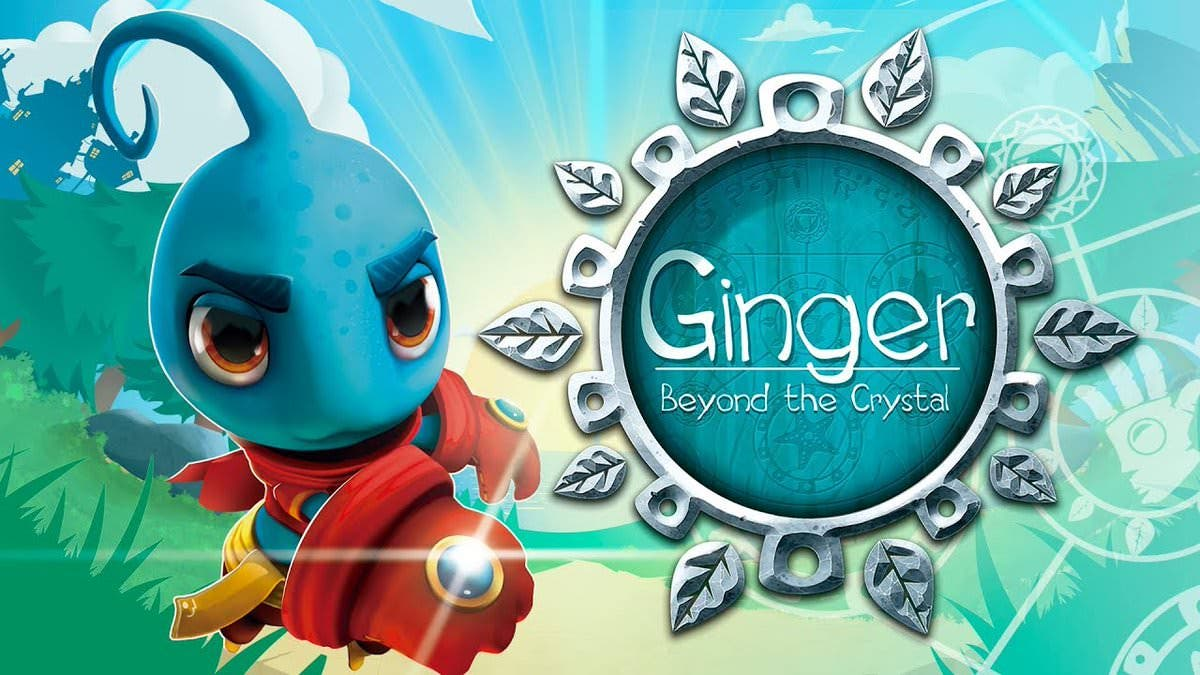 [Act.] Ginger: Beyond the Crystal confirma oficialmente su lanzamiento en Nintendo Switch