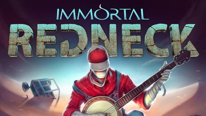 [Act.] Immortal Redneck confirma oficialmente su lanzamiento en Nintendo Switch