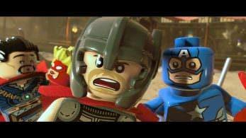 [Act.] Tráilers de lanzamiento de LEGO Marvel Super Heroes 2 eIttle Dew 2+