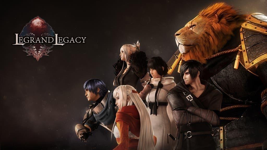 Nuevo tráiler de Legrand Legacy