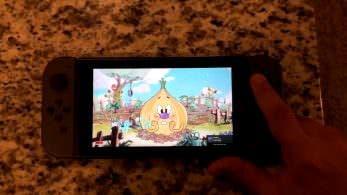 Rainway nos muestra cómo sería jugar al modo cooperativo de Cuphead en Nintendo Switch