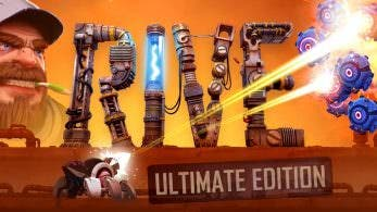 Rive: Ultimate Edition se actualiza en Nintendo Switch añadiendo captura de vídeo y más