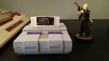Este fan ha completado el diseño de su SNES Mini con este mini-cartucho impreso en 3D