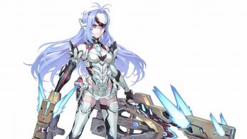 Conocemos al Blade KOS-MOS Re de Xenoblade Chronicles 2
