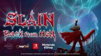 Slain: Back From Hell y The Coma: Recut tendrán un lanzamiento físico en Switch