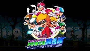 Los desarrolladores de Super Mighty Power Man concluyen su campaña en Kickstarter tras recibir interés por parte de varios editores