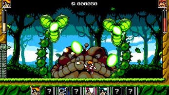 Box Hedge Games planea lanzar Super Mighty Power Man en Switch y 3DS