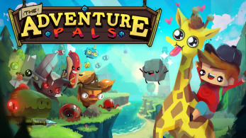 [Act.] The Adventure Pals confirma su llegada a Nintendo Switch