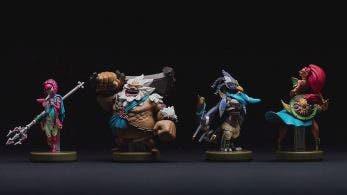 Más detalles sobre lo que hacen los amiibo de los elegidos en Zelda: Breath of the Wild