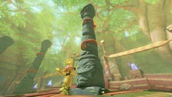 [Act.] Nintendo continúa insinuando un nuevo personaje para ARMS con este GIF
