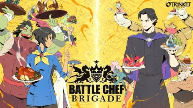 Battle Chef Brigade recibe su primera actualización en Nintendo Switch