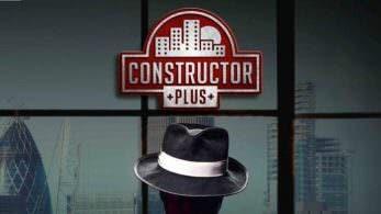 Constructor Plus contará con una buena cantidad de contenido adicional en su versión para Switch