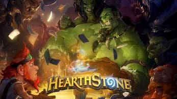 Blizzard no descarta lanzar Hearthstone en Nintendo Switch