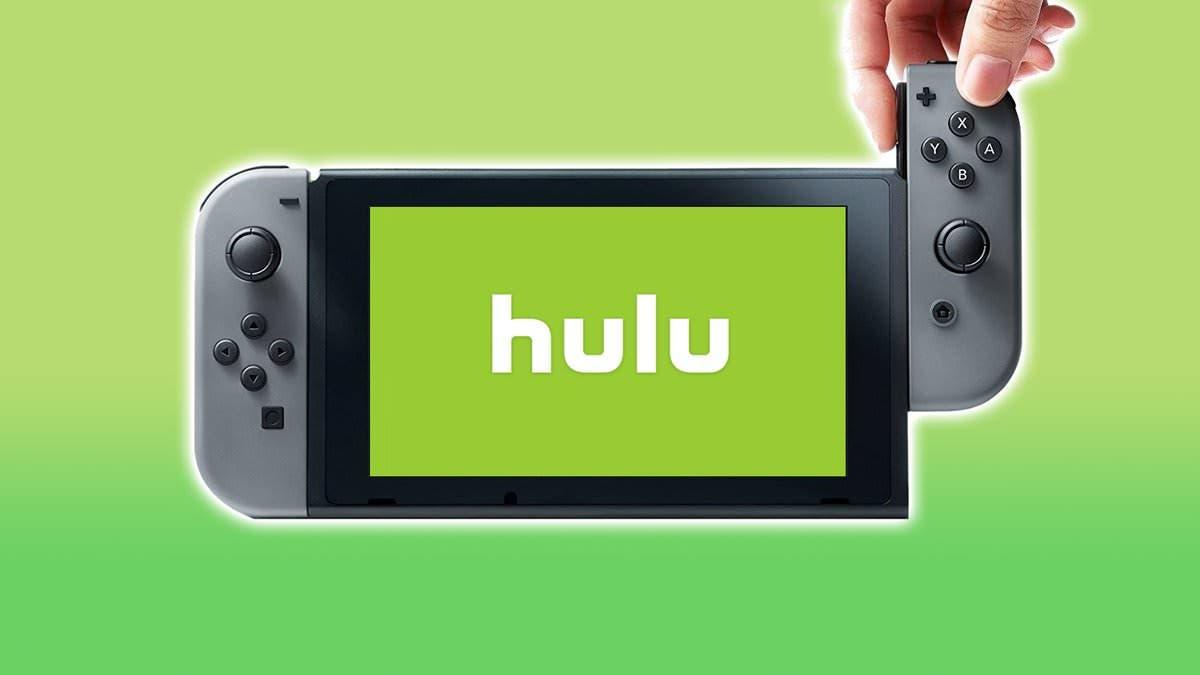 Hulu está trabajando con Nintendo para añadir controles táctiles a la app de Switch