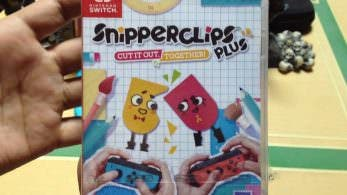 Unboxing de Snipperclips Plus para Nintendo Switch