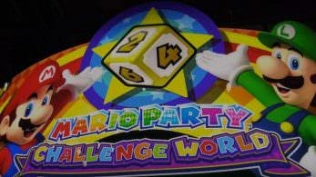El arcade Mario Party Challenge World saldrá de Japón de la mano de Raw Thrills