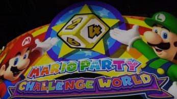 El arcade Mario Party Challenge World saldrá de Japón de la mano de Raw Thrills