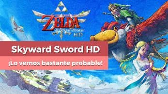 [Vídeo] ¿The Legend of Zelda: Skyward Sword HD? ¡Lo vemos bastante probable!