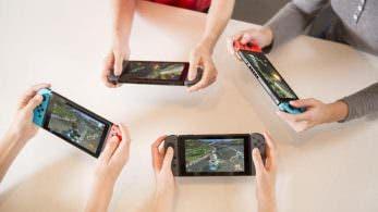 Nintendo Switch es la consola con la mayor base de jugadores en un año en la historia de Estados Unidos