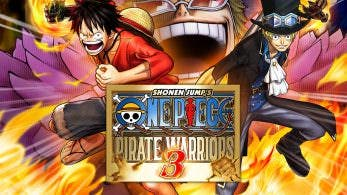 One Piece: Pirate Warriors 3 Deluxe Edition correrá a 60 FPS en el dock de Nintendo Switch