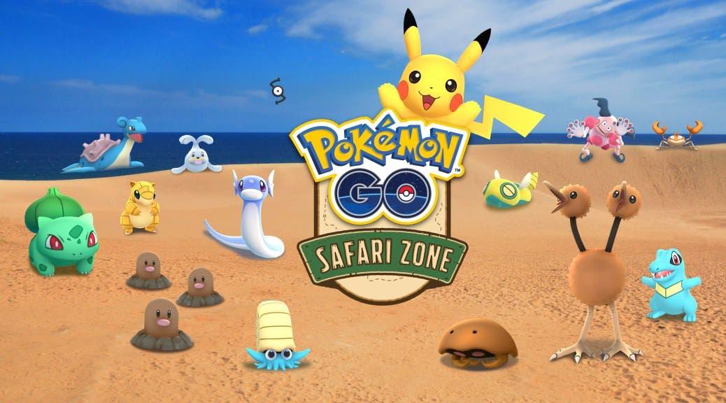 Pokémon GO rompe récords en la Safari Zone de Tottori