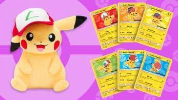 Pikachu protagoniza el nuevo merchandising de Pokémon con motivo de su última película