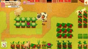 [Act.] Nuevo tráiler de Harvest Moon: Light of Hope con motivo del lanzamiento del juego en PC