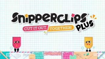 [Act.] Tráiler de lanzamiento, gameplay y vídeo de Nintendo Minute de Snipperclips Plus