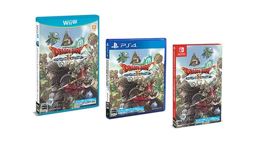 La versión de Wii U ha sido la más exitosa en el estreno de Dragon Quest X: 5000 Year Journey To A Faraway Hometown en Japón