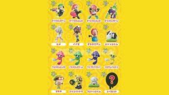 Japón recibirá estas figuras de Splatoon 2 incluidas en huevos de chocolate en febrero
