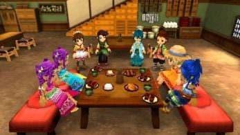 Nuevos detalles e imágenes de la próxima actualización, DLC y tema de Story of Seasons: Trio of Towns