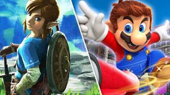 Super Mario Odyssey y Zelda: Breath of the Wild se encuentran entre los nominados a mejor juego en los Teen Choice Awards 2018
